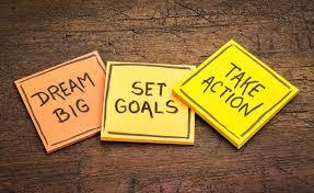 كوتشنج الذات 5 ( تحديد الأهداف 1 )
